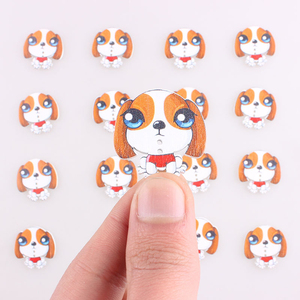 Animals 2Hole Wooden Mixed Buttons DIY Decor For Child Clothing Sewing Buttons Crafts Scrapbooking Accessories Decorativos E