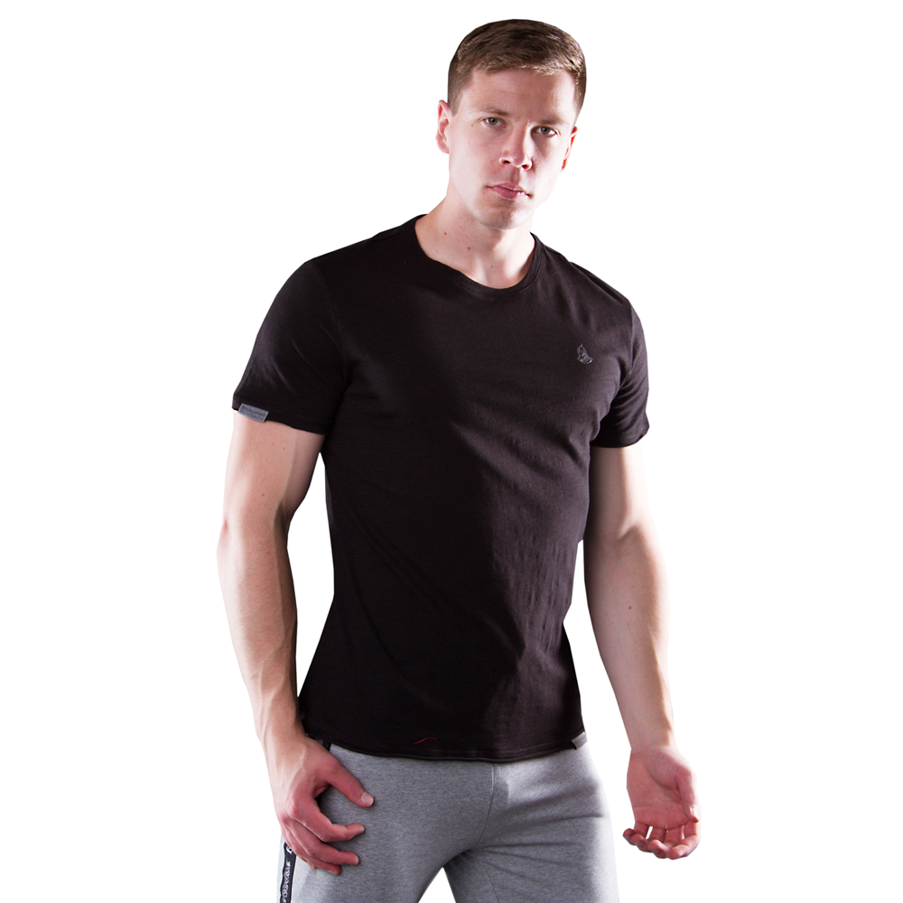 T-Shirts Velikoross F410 man\'s T-shirt solid color men male sexy style square neck solid color openwork bell sleeve t shirt for women