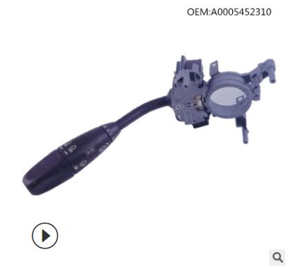 For MERCEDES <font><b>W203</b></font> S203 CL203 C209 A209 Indicator Wiper Stalk Switch,Turn Signal Switch,Steering column switch 0005452310 image