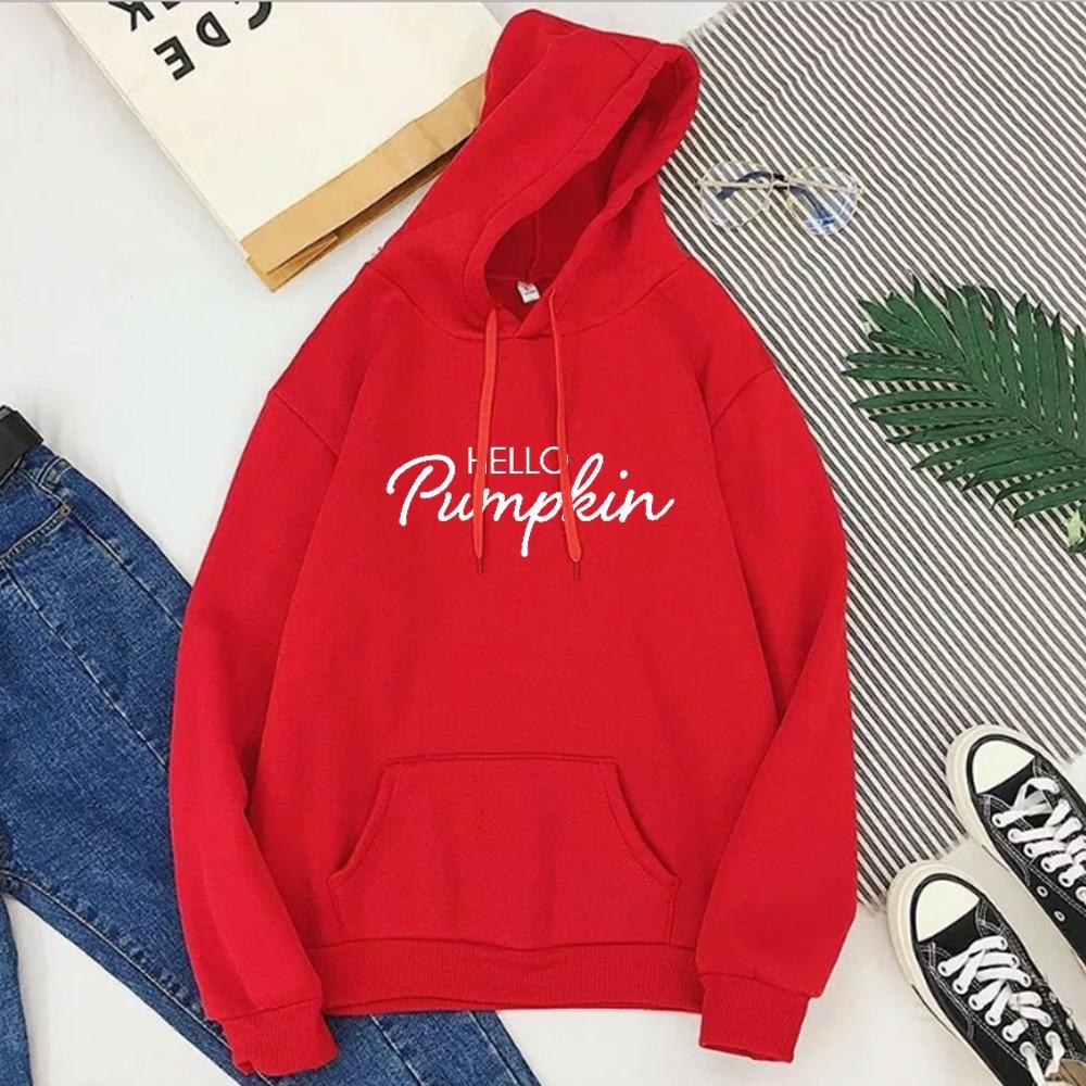 Купить свитер с тыквой 2020 осенний свитер женская одежда длинным рукавом