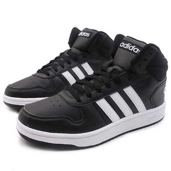 Original New Arrival  Adidas NEO Label HOOPS 2.0 MID Men's Skateboarding Shoes Sneakers 2