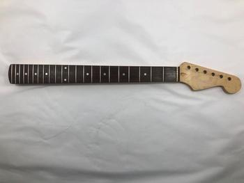 Electric guitar neck 22 with white inlay dots TL rosewood fingerboard high quality Maple neck цена 2017