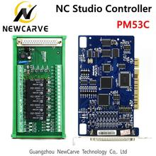 PM53C Nc Studio 3 Axis Controller Compatibel Weihong Controlesysteem Voor Cnc Router Newcarve