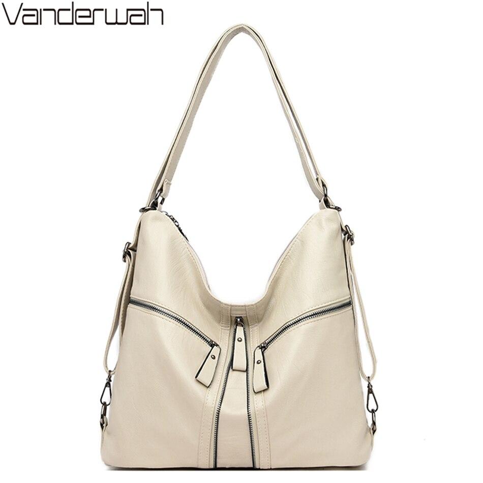 High Quality Women Shoulder Bags Soft PU Leather Bag Bolsas De Mujer Handbags Fashion Ladies Luxury Handbags Women Bags Designer