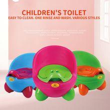 Новый туалет для детей мальчиков девочек детское кроватка детский