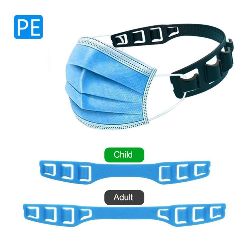 2020 New Face Mask Companion Earmuffs Face Mask Hook To Prevent Earache Face Mask Extension Belt Mask Extension Buckle Ear Strap