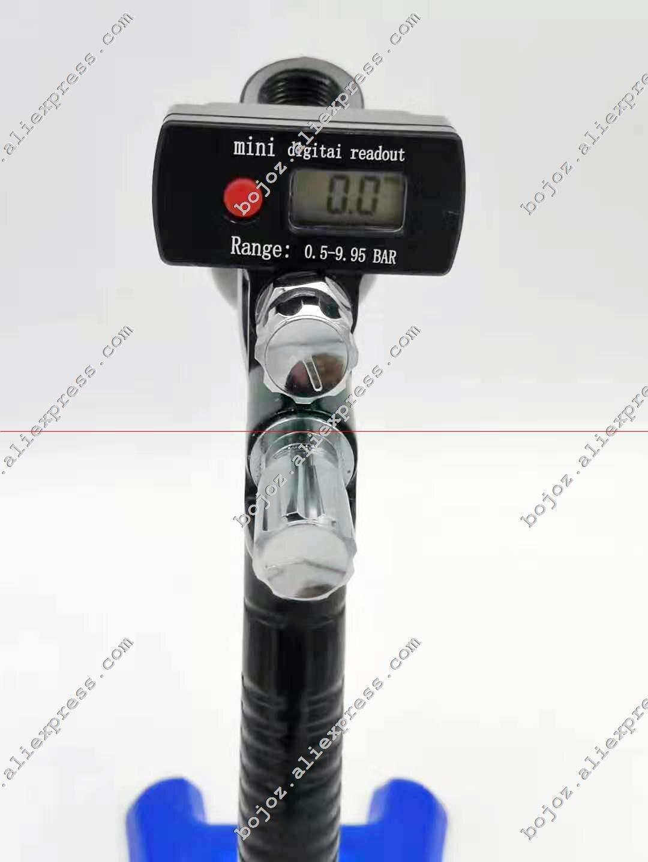 Based Nozzle Spray Air Pneumatic Air Mini 1 Lite Painting Regulator GTI Water Air Pro Gauge TE20 Gun Gun With Digital T110 3 Gun