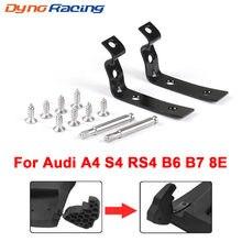 Caixa de luva tampa dobradiça estalou reparação fix kit suportes para audi a4 s4 rs4 b6 b7 8e para seat exeo/st 3r5