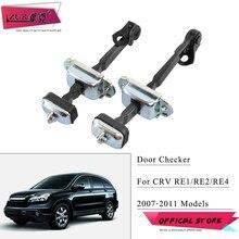 Zuk para CR-V crv re 2007-2011 porta stoper verificação cinta braço automático fechadura da porta atuador dianteiro traseiro esquerdo à direita para honda