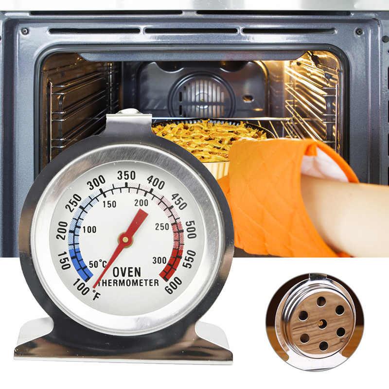 Cocina Acero inoxidable comida lectura de carne temperatura Stand Up Dial termómetro calibre Gage cocina suministros para hornear