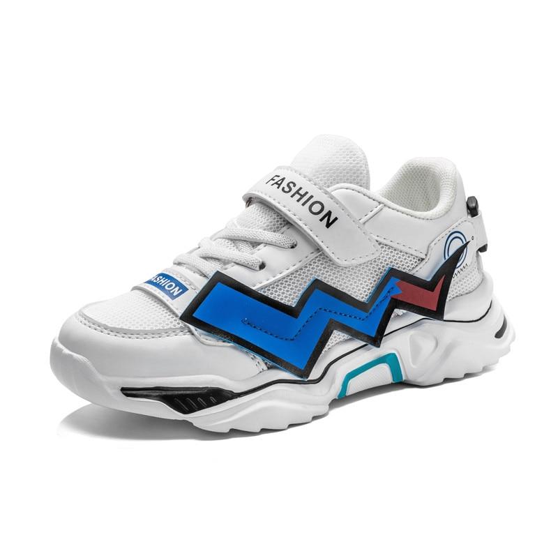 2020 весенние детские кроссовки, обувь для мальчиков и девочек, модная повседневная детская обувь для мальчиков, спортивная обувь для бега, де...