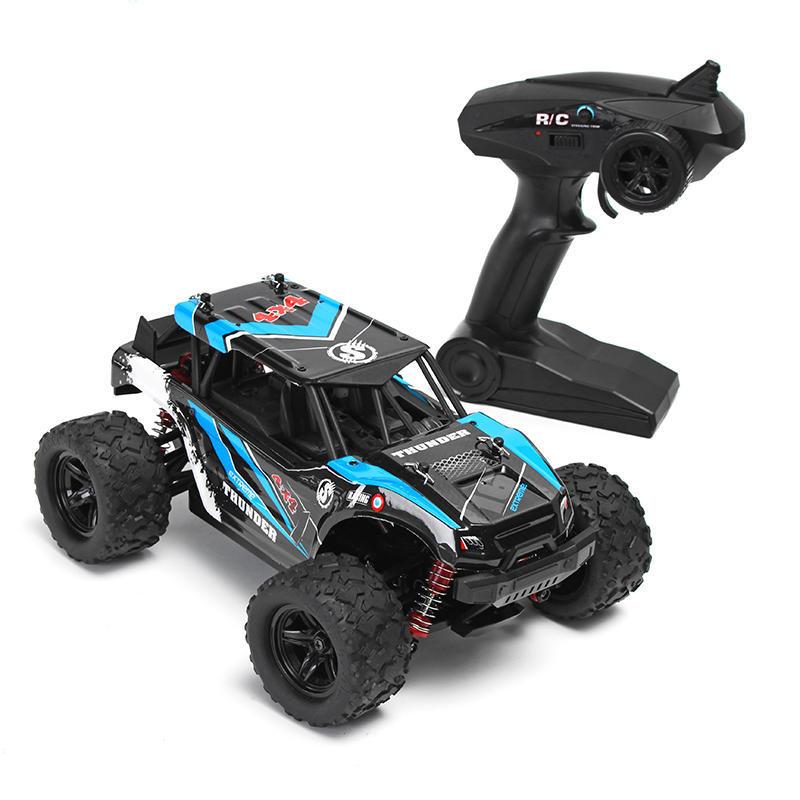 18311/18312 1/18 40+MPH 2.4G 4CH 4WD High Speed Climber Crawler RC Car Toys