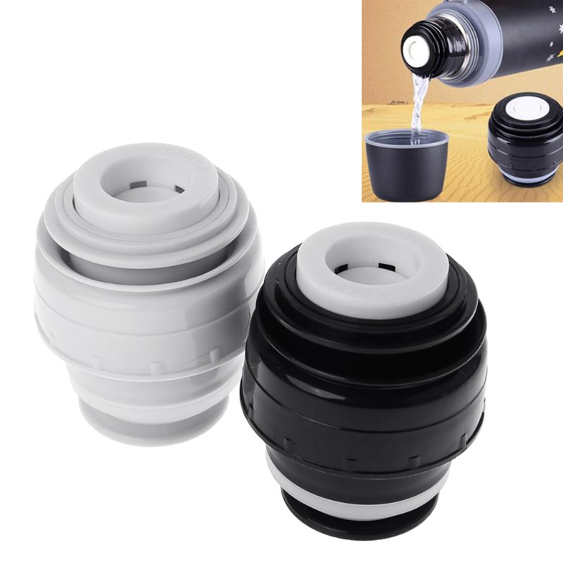 4.5cm Vacuum Flask Lid Thermos Cover Portable Universal Travel Mug Bottles Stoppers Accessories