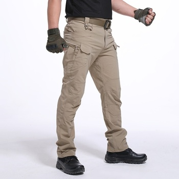 Military Tactical Pants SWAT Trousers Multi-pockets Cargo Combat Army Pants 4