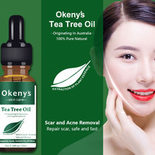 Natural Tea Tree Essential Oil Anti-wrinkle Acne Pores Remov