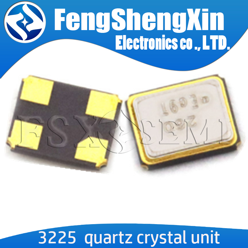 50 pieces CRYSTAL 16MHZ 20PF SMD