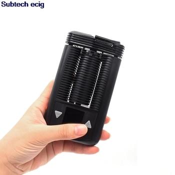 Mighy Vaporizer Dry Herb Kit Handheld Personal Vape Dry Herb Mod With Temperatuer adjustable vaporizer Box Mod Big Vape E cigs