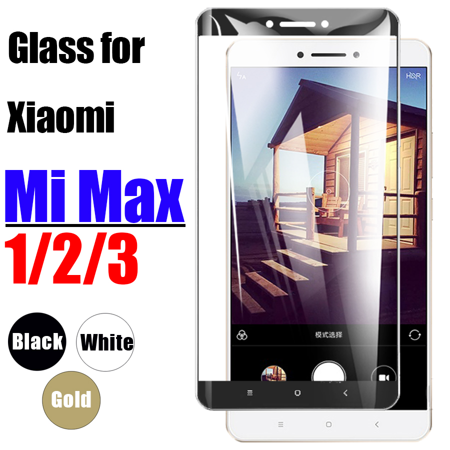 Protective glass for xiaomi <font><b>mi</b></font> max 3 film tempered glas xiami ksiomi xiaomei 2 <font><b>max2</b></font> max3 screen protector tremp <font><b>xaomi</b></font> xiomi 2max image