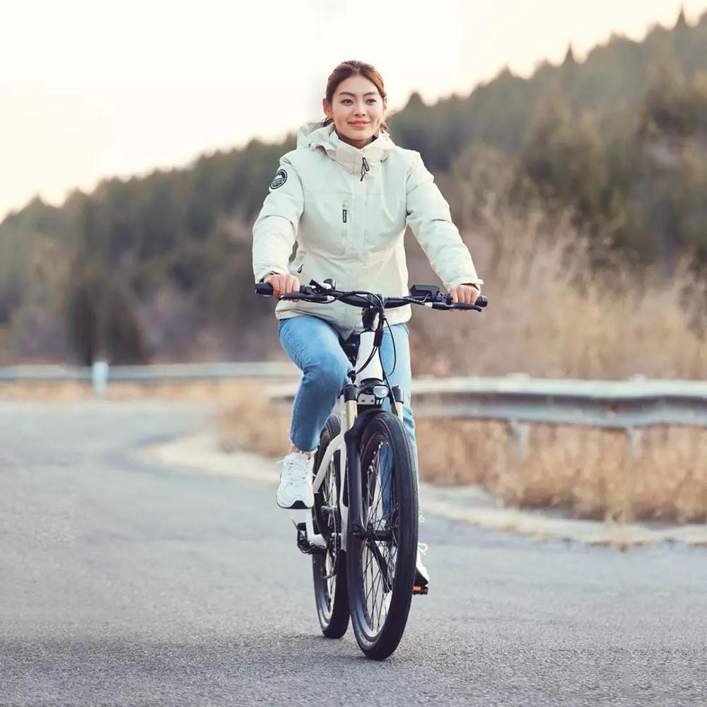 26 polegada de bicicleta montanha elétrica himo c26 250w híbrido elétrico mountain bike esconder bateria lítio ebike