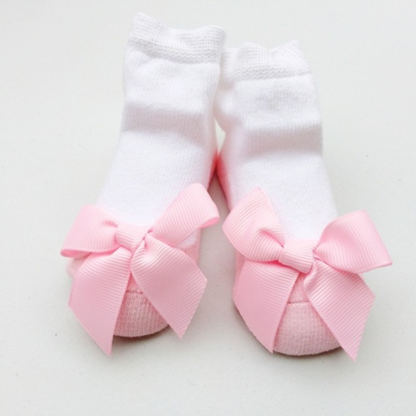 2019 Princess Baby Girl Sock Cotton Toddler Infant Baby Socks Casual Anti-slip Socks For Baby Newborn Socks Baby Girl Clothes