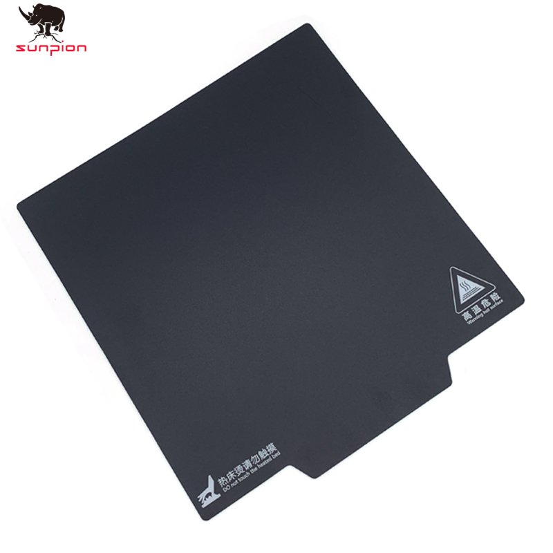 placa adesivo almofadas ultra flexivel removivel 3d impressora aquecida cama capa 05