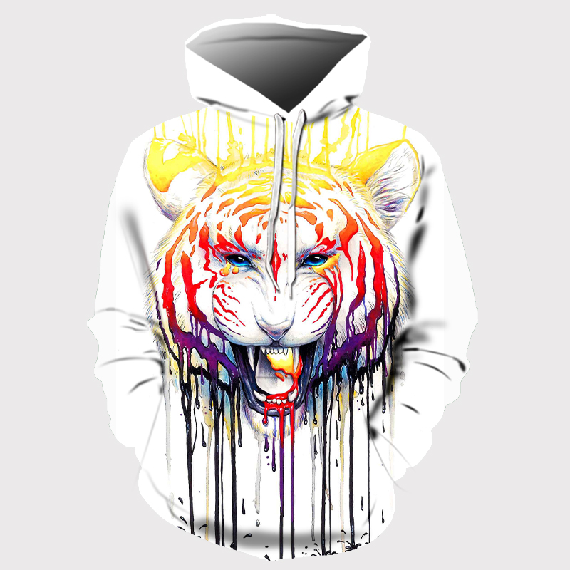 3D Printed Abstract Hoodies Men&Women 17