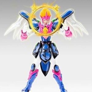 Image 3 - Tronzo modelo Greattoys GT Dasin DM TenKuu Senki Shurato Garuda King, Armadura de Leiga SHF, modelo de figura de acción, juguetes, regalos de navidad