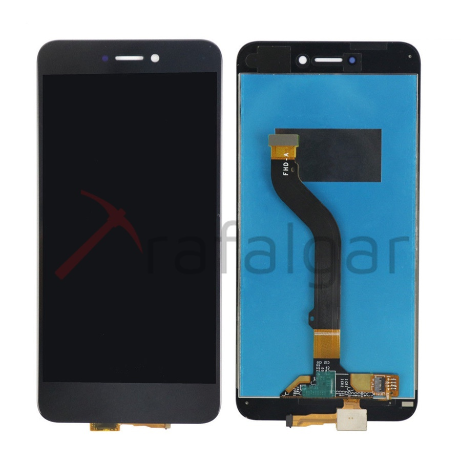 Image 5 - Display For Huawei P9 Lite 2017 LCD Display Touch Screen Digitizer with Frame For Huawei P8 Lite 2017 LCD Screen PRA LA1 LX1Mobile Phone LCD Screens   -