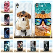 Case For Alcatel Shine lite 5080X Back Cover Soft Silicone TPU Bags Shell For Alcatel Shine lite 5080 X Phone Cases 3D Fundas(China)