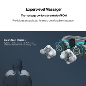 Image 4 - массажер для шеи и спины масажер для массажа шиацу тела массажёр ухода за телом релаксации изделия для медицинского ухода