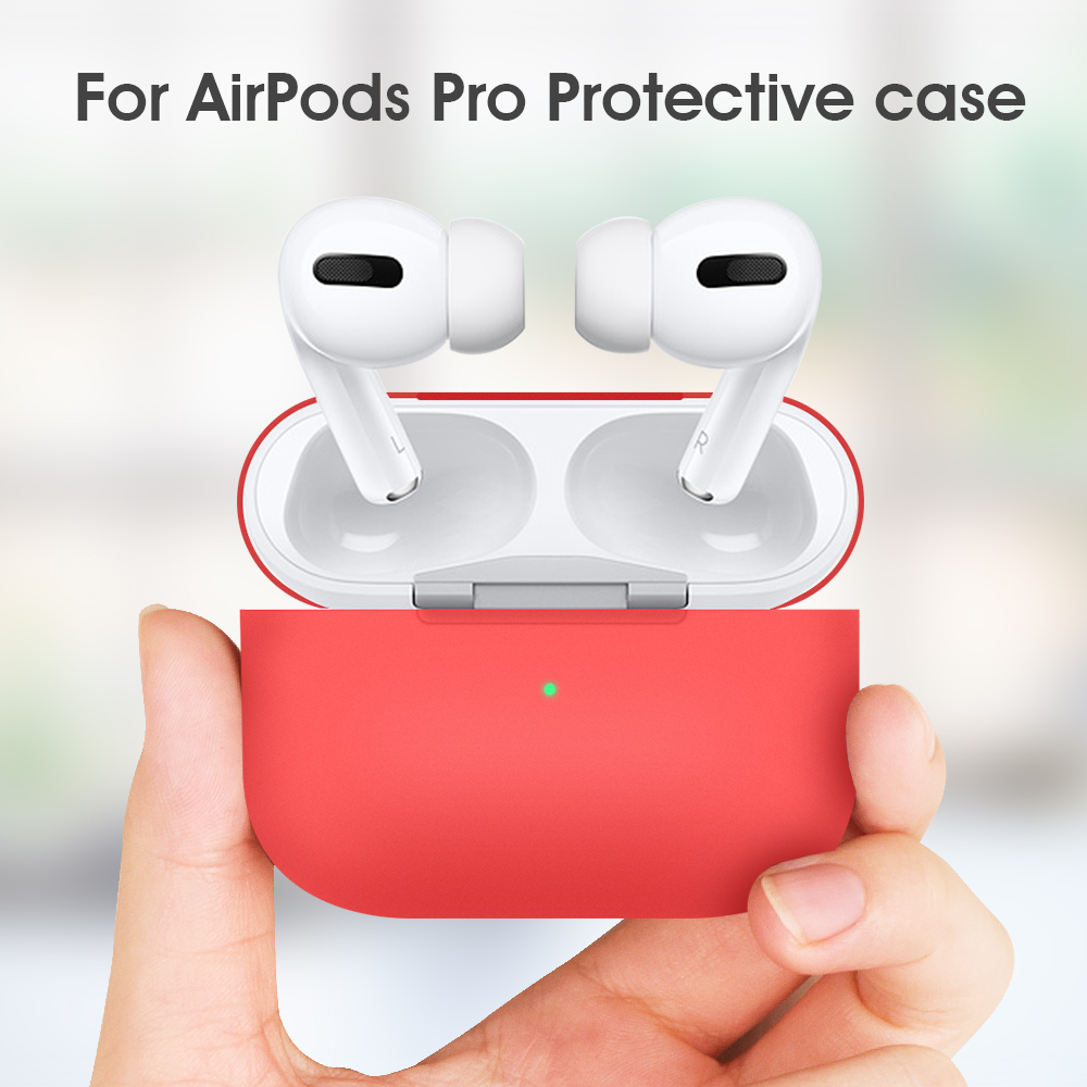 Silicone Shockproof Case for AirPods Pro 30