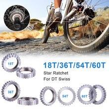 18t/36t/54 t/60t fiets hub kit de serviço estrela catraca 54 tanden voor dt 18t zwitserse 36t catraca 60t mtb estrada hub engrenagem fiets deel