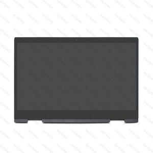 """Image 2 - Para a HP ENVY x360 15 bq100nd 15 bq003au 15 bq100au 15 bq002au 15 bq101tu 15.6 """"FHD LCD Screen Display Toque Digitador Assembléia"""