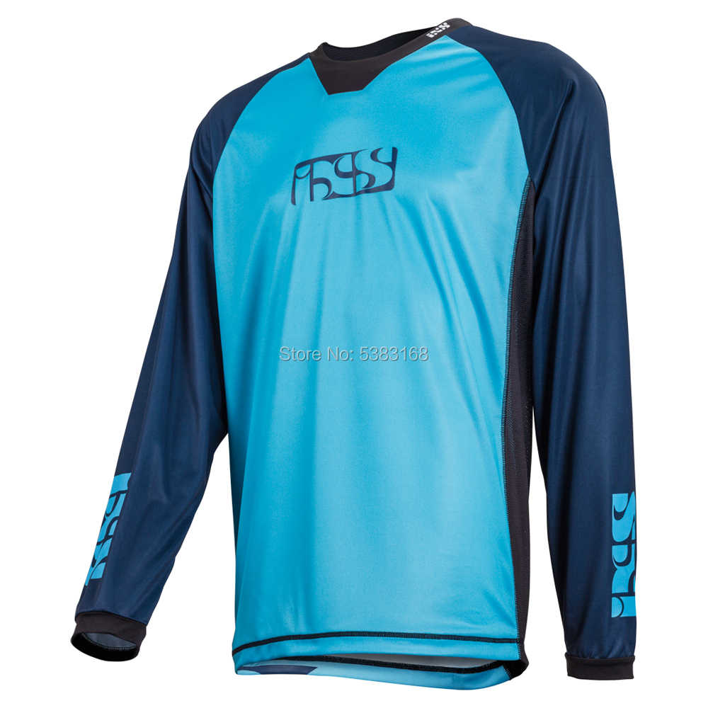 2020 Enduro Jersey Motocross Jersey DH Off Road Gunung Sepeda MTB Jersey MX Maillot Ciclismo Hombre