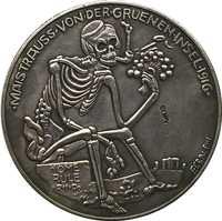 Copia de moneda alemana 1916