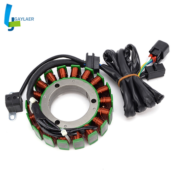 Motocycle Stator Coil W/ Gasket for Arctic Cat 400 500 Manual Automatic 454 ATV 400 500 4X4 2X4