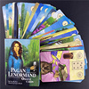 2021 New English Tarot Cards Pagan Lenormand oracle-Factory Made oracle card Board Game kids toys