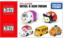 Takara Tomy Popular toys Tomica The Roadster Racers alloy finished toy car model Metal Diecast Vehicle Toy Car For Children Gift(China)