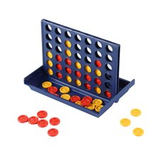 Educational Toy Chess Ren Toys-Bingo Game Four Quadruple Chess Game Board Vertical Blue Vertical Connect Board Checkers NEW v000225010 l650 l655 full test lap connect board connect with moterhboard board