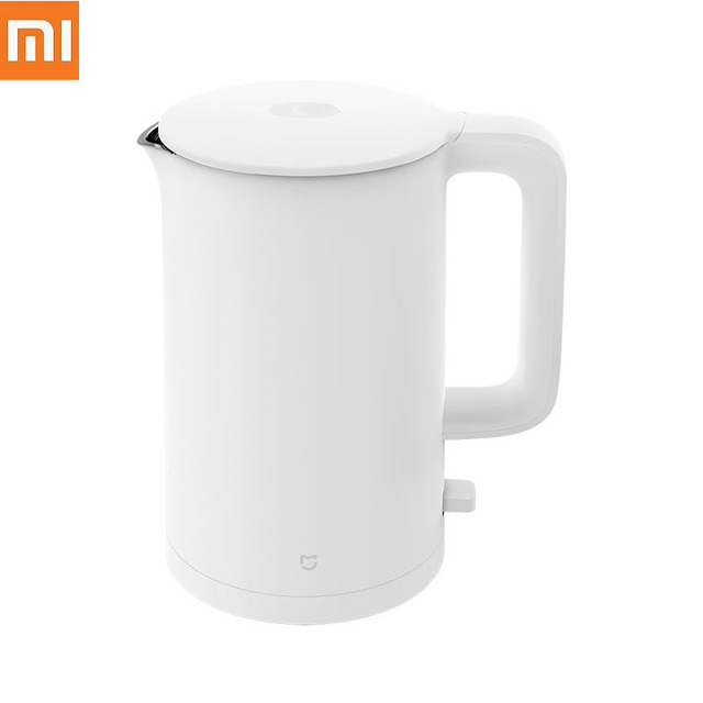 XIAOMI MIJIA Electric Water Kettle 1A Tea Pot 1.5L Instant Heating Electric Wired Kettle Auto Power off Stainless fast boiling