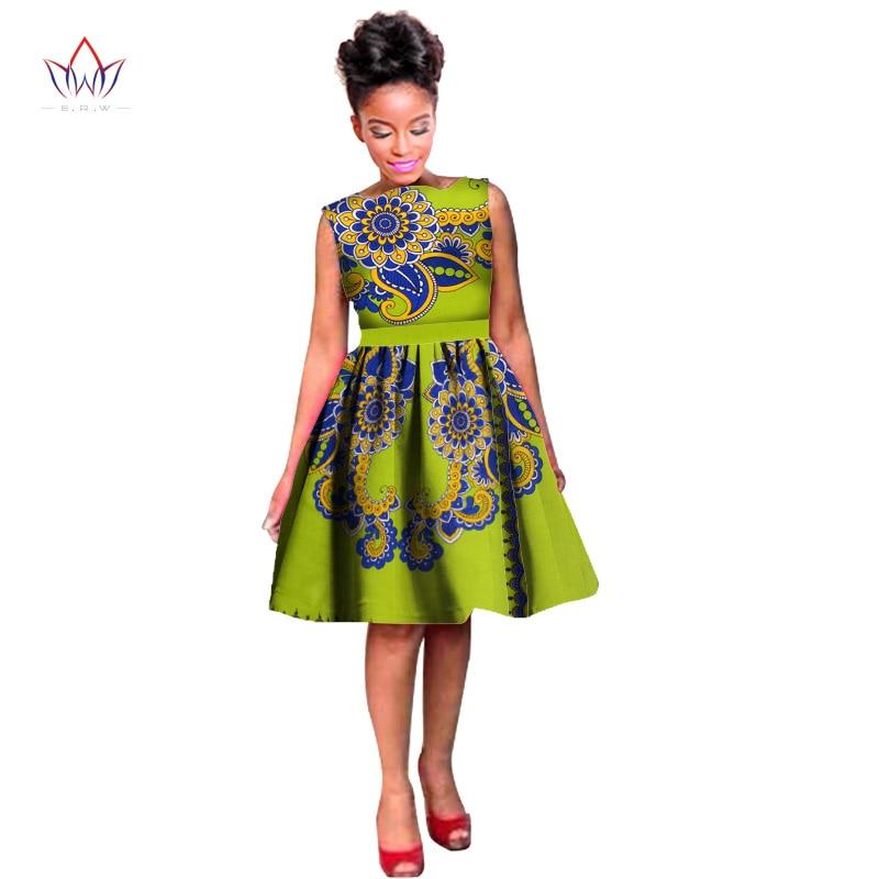 Dashikis Dress Dashiki 2020 Summer Summer Vestidos Տպել - Ազգային հագուստ - Լուսանկար 6