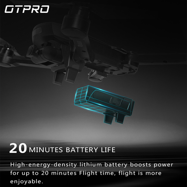 Foldable Drone Black Hawk FJ 220