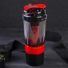 Шейкер с чашей под протеин «Тяжеловес», 500 мл