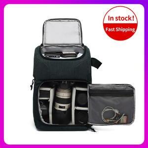 Backpack Camera-Bag Multi-Functional Outside-Photography Large-Capacity Waterproof Knapsack