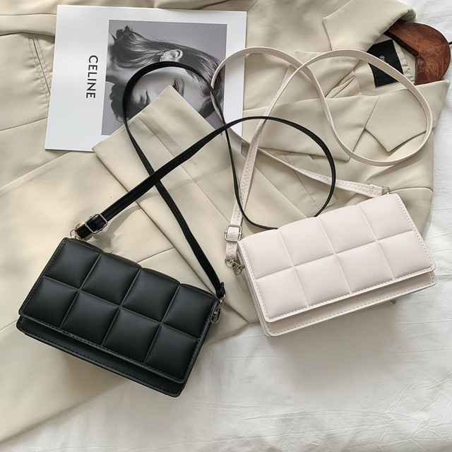 Women's Bag Autumn Winter New 2021 Female Literary Single-Shoulder Bag Minority Design Cross-Body Bag Trend Women's Bag Bolsos 5
