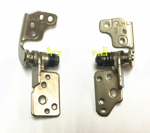 """New LCD Screen Hinges set For Sony Vaio SVE14A SVE14A35CXH 14""""  laptop bracket Free Shipping 1"""