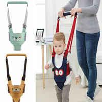Kleinkind Baby Gehen Assistent Lernen Spaziergang Harness Sicherheit Gürtel Harness Walker Flügel Kid Junge Mädchen Leinen 6-24M