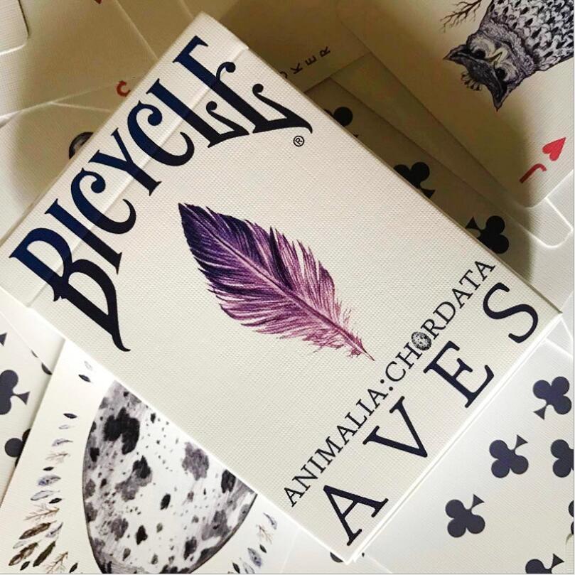 bicycle-aves-uncaged-deck-magic-regular-playing-cards-rider-font-b-poker-b-font-standard-decks-magic-trick-sealed-decks