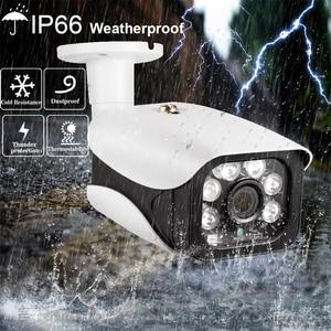 Image 2 - AHCVBIVN 8CH 5MP kablosuz NVR POE güvenlik kamera sistemi açık IR CUT CCTV Video gözetim Video kaydedici kiti yüz kayıt