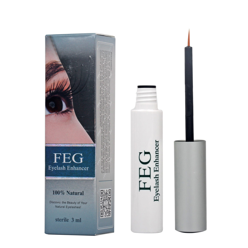 100% Original Professional Feg Eyebrow Enhancer Eyelash Growth Serum Natural Medicine Eyelashes Enhancer Lengthening Longer 2